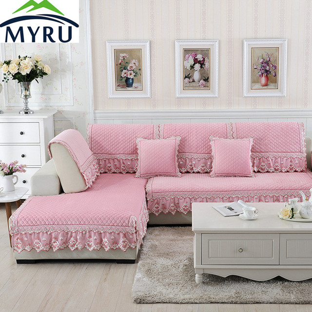 MYRU Hot Sale Modern Simple Sofa Covers Slip resistant Sofa Towel ...