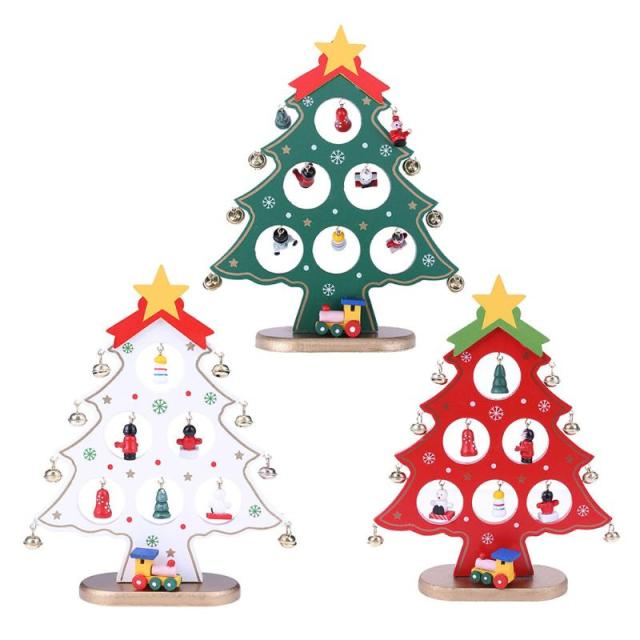 Ourwarm Kids Diy Felt Christmas Tree With Ornaments Children