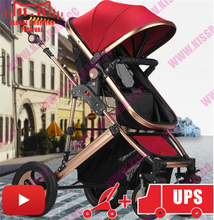 mima xari inglesina peg perego design foldable high landscape bugaboo cameleon baby stroller drop ship yibaolai