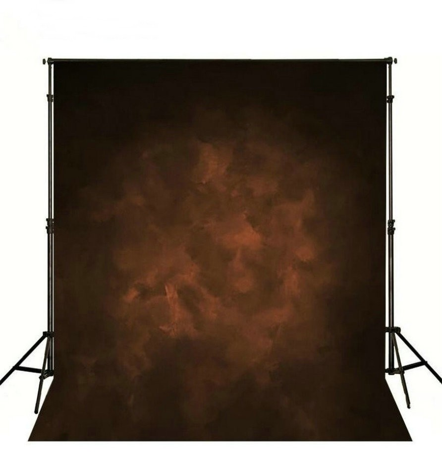 Dark Brown Retro Vintage photo backdrop Vinyl cloth High quality Computer Print wedding photography background hugger choc dipped prawn 2053 dark brown