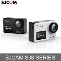Original SJCAM SJ8 Pro/SJ8 Plus/SJ8 Action Camera WiFi 4K 1200mAh HD DVR Camcorder Remote Control 30m Waterproof Sports Camera