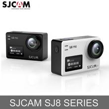 기존 SJCAM SJ8 시리즈 SJ8 Plus 4K 60FPS WiFi 원격 액션 카메라 Ambarella 칩셋 Ultra HD Extreme Go 스포츠 프로 DV 카메라