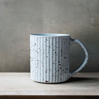 handmade coffee mug high quality pottery ceramic cup with handgrip brief personality brand cups and mugs breakfast drinkware