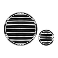 Motorcycle Derby Cover Timing Timer Cover Engine Cover Inspection Cover Cap CNC Aluminum Fit For Harley Sportster