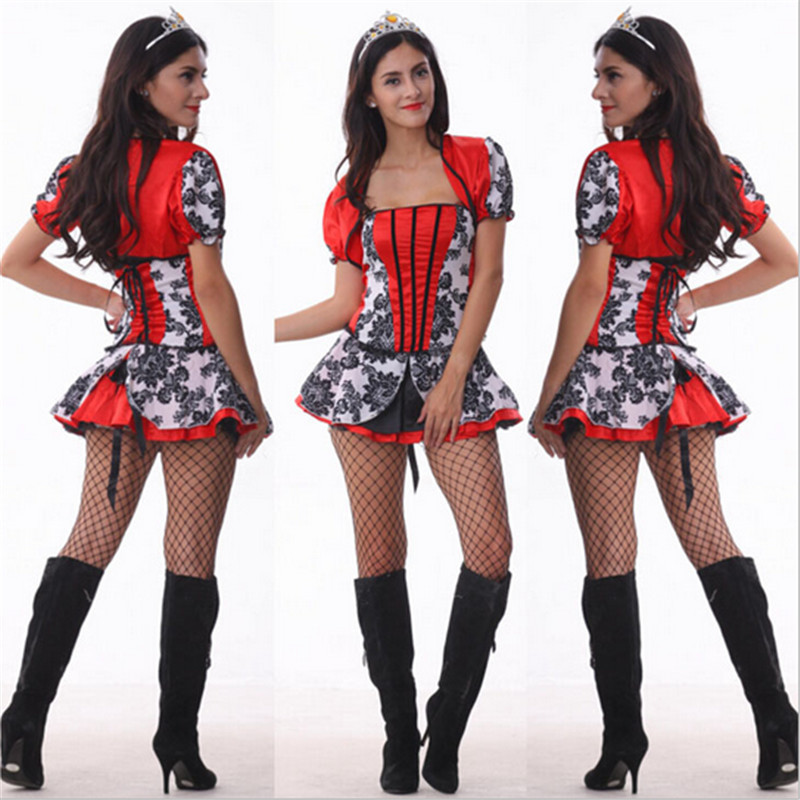 2017 sexy evil queen of the witches witch halloween costume for adult women fantasias eroticas mini - Free Halloween Dress Up Games