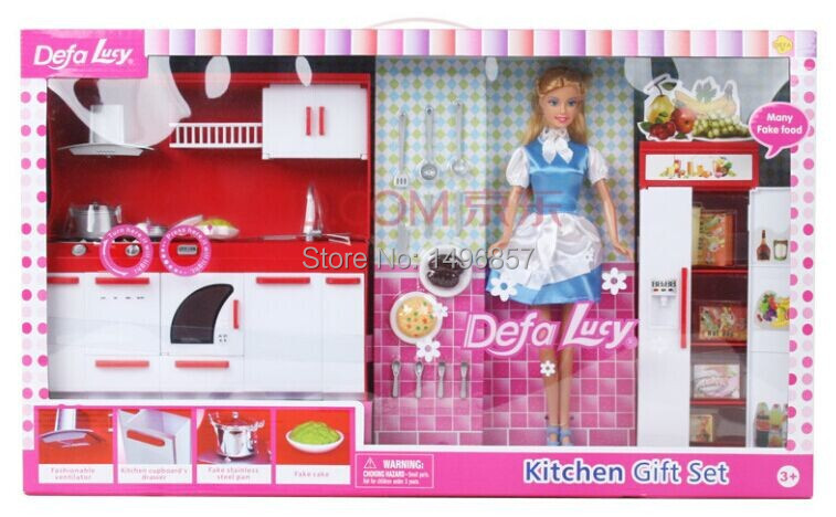 Original Defa Lucy doll dream kitchen set the best Gift for children on jurassic park set, charlie and the chocolate factory set, black mass set, unbroken set, crimson peak set, ted 2 set, godzilla set, jurassic world set, fast five set, a good man charlie brown you're set, fury set, man of steel set, scoop set, batman begins set, psycho set,