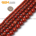 Natural Round Brown Red Jasper Beads For Jewelry Making 2-16mm 15inches DIY Jewellery Necklace FreeShipping Wholesale Gem-inside