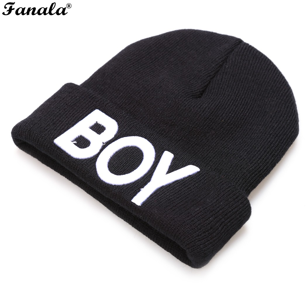 2016 New Fashion Unisex Warm Woolen Winter Hats Couple Knitted Cap For Woman Gorros Letter Skullies Beanies 2016 new fashion letter gorros hats bonnets