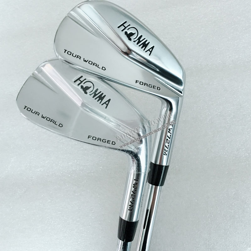 Mew Cooyute Golf clubs HONMA TW727M Golf irons set 4 910 NSPRO 950 R Steel Golf Shaft R or S Flex Clubs irons Free shipping