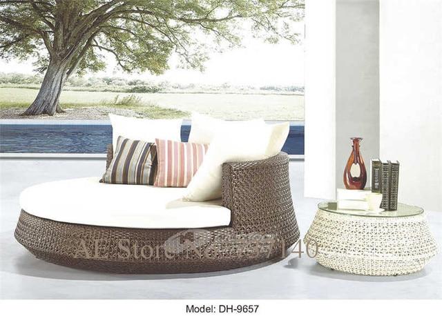 Rattan Sofa Strand Gartenmöbel Möbel Patiomöbeln Einkäufer Großhandelspreis  Qualitätskontrolle