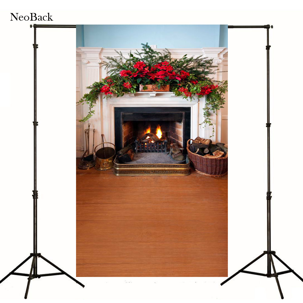 2017 Poly Vinyl photo Digital Printed New Born Baby Photography Backdrops  Christmas Fire place Backgrounds Photo - Online Get Cheap Gas Fire Places -Aliexpress.com Alibaba Group