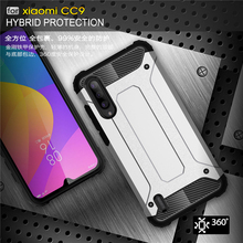 For Xiaomi Mi CC9 Case Hard Shockproof Armor Rubber Back Bumper Phone Cover Youthsay