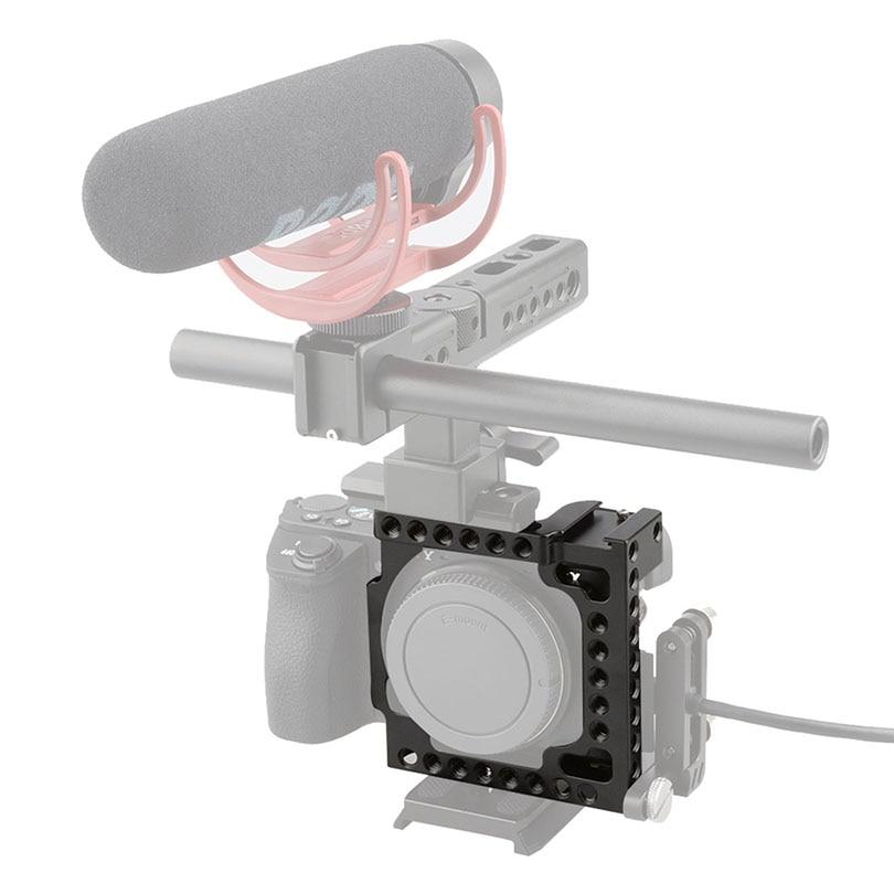 CAMVATE kaitsev videokaamera puur A6500 NEX7 DSLR stabilisaatori - Kaamera ja foto - Foto 4