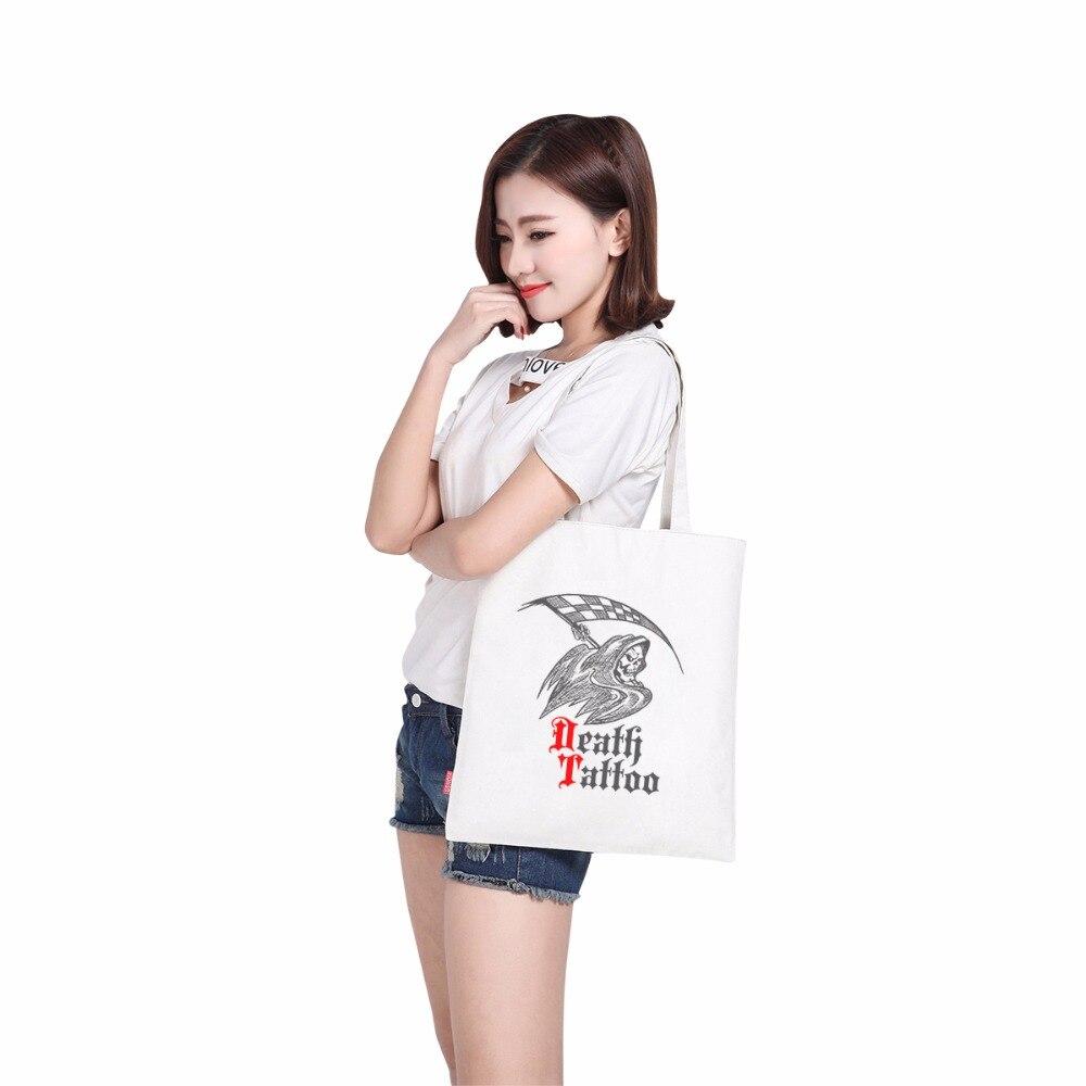 custom waterproof canvas printing brand woman handbag bag shoulder strap pads girls business women bucket bag