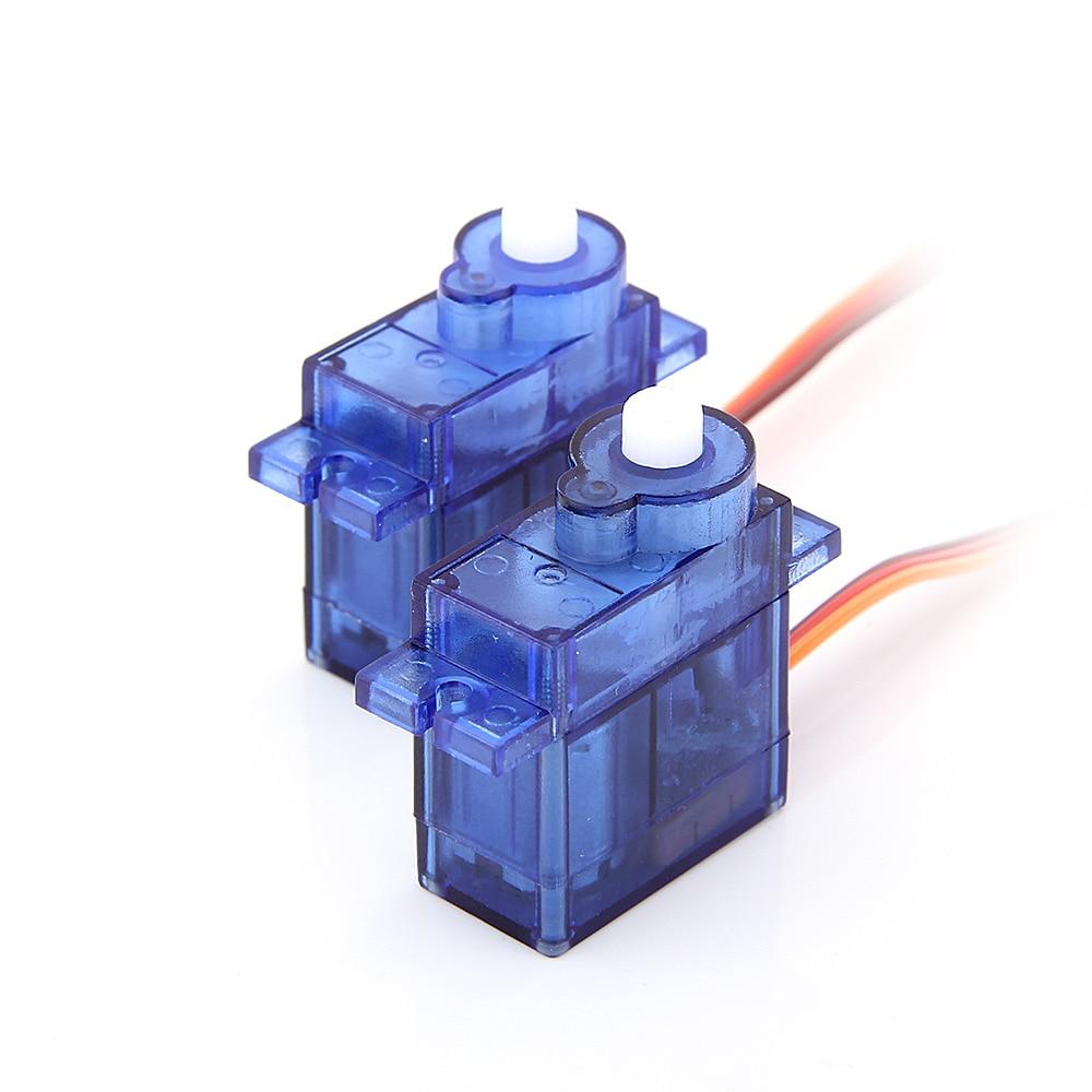 10 Stücke Feetech Micro 360 Grad Kontinuierliche Drehung Servo Robot Servo Bildung Auto