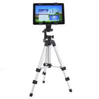 UN2F Professional Camera Tripod Stand Holder For IPhone For IPad For Samsung GALAXY Tab