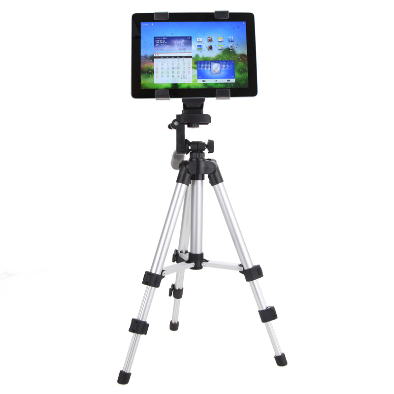 Professional Camera Tripod Stand Holder Mount For iPhone for Samsung for iPhone iPad Table
