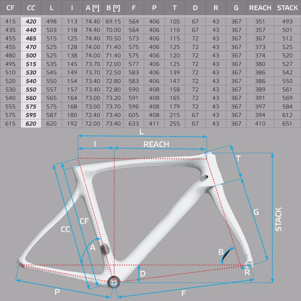 Full Carbon Fiber Road Bike Bicycle Frame Ultra Light 1050g M Y Bracelet Mtb 397 Perfect Paint A Variety Of Color Choices