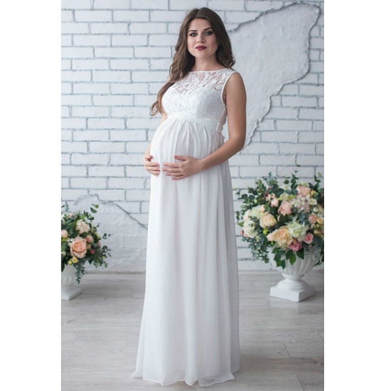 2017 Maternity Photography Props Sexy Maternity Lace Dresses Fashion Pregnancy Dress Photo Shoot Maternity photography Clothes