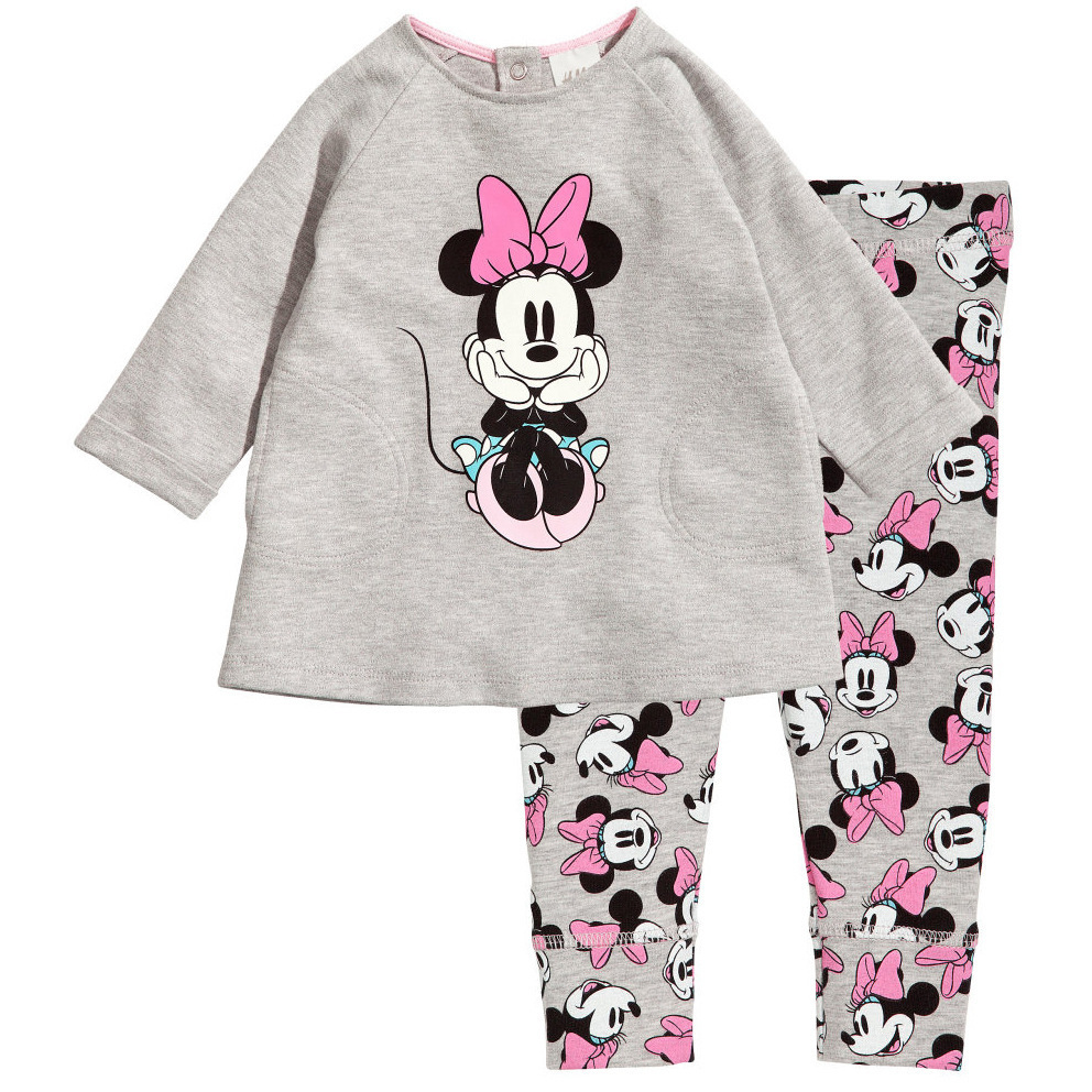 2017 Brand Clothes Sets Newborn girls Boys Autumn Children Clothing Sets Kids 2pcs clothing set suit