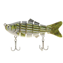 LUREASY 10CM 20G Swimbait Hard Bait Fishing Lure Quality Professional Isca Artificial Lures Tackle Minnow Fishing Accessories
