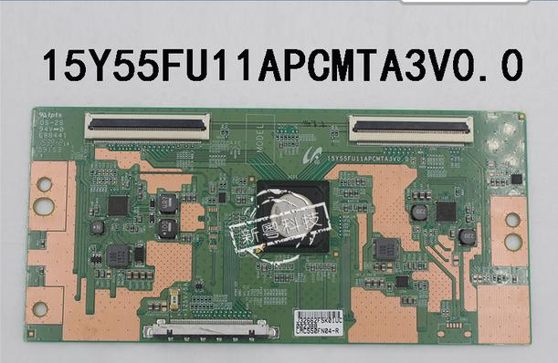 T-COn 15Y55FU11APCMTA3V0.0 Logic Board FOR / Connect With LCD-55S3A  Connect Board