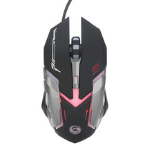 Reliable gaming mouse 3200 DPI 6D Buttons LED Wired Gaming Mouse For PC Laptop mouse gamer