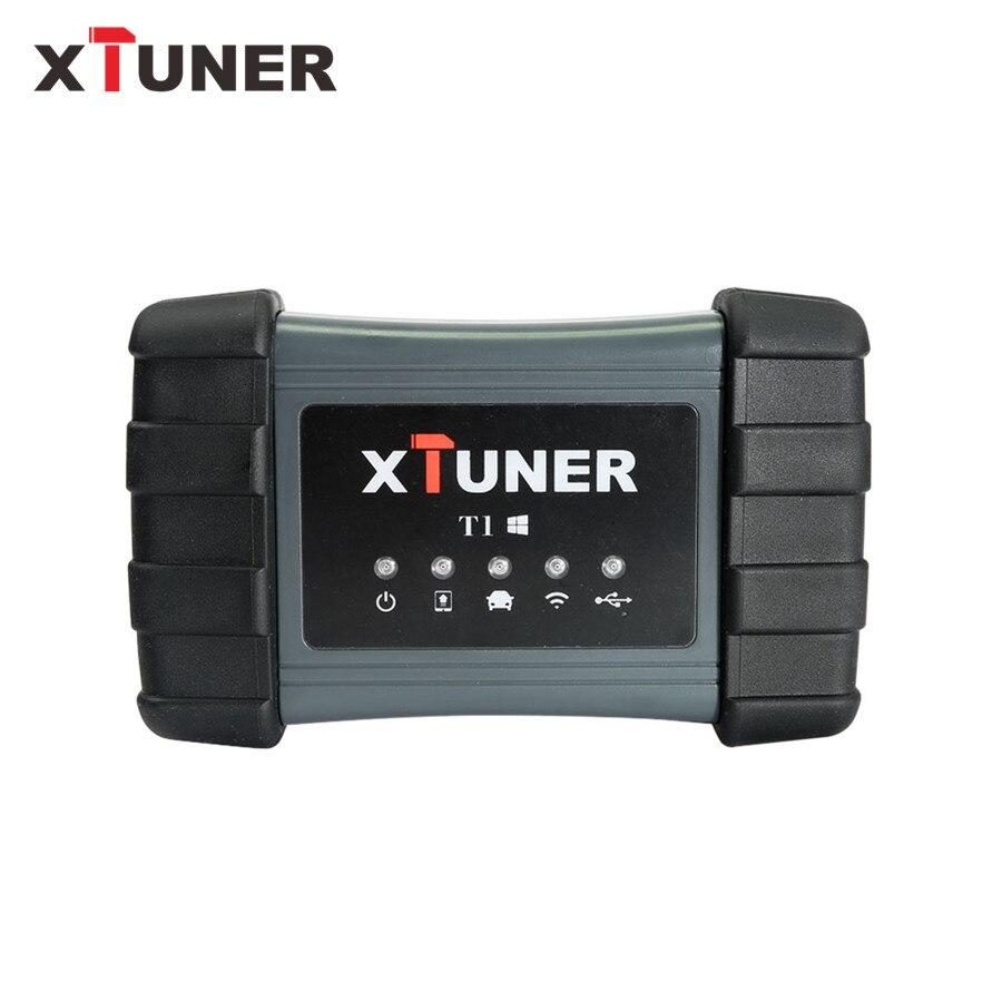 XTUNER T1 Heavy Duty Trucks Auto Intelligent Diagnostic Tool Support WIFI