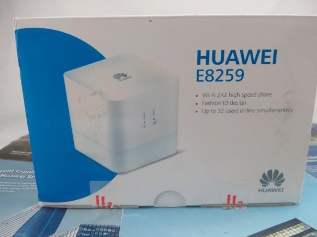 Huawei E8259 DC-PA + HSPA + 3 g de bolso router
