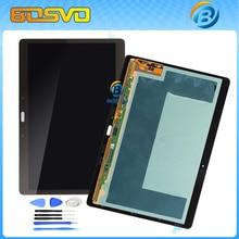 1 Unidades 100{e3d350071c40193912450e1a13ff03f7642a6c64c69061e3737cf155110b056f} probado Pantalla LCD tableta de pantalla táctil digitalizador asamblea para Samsung Galaxy Tab 10.5 S T800 T805 Envío gratis