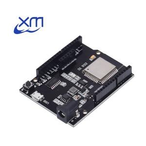 Image 3 - Tarjeta de desarrollo de Bluetooth inalámbrica para Arduino UNO R3 D1 R32, tarjeta de memoria inalámbrica, WIFI, CH340, 4M, 10 Uds., ESP32