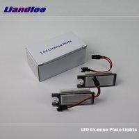 Liandlee For Volvo C70 V70 XC 70 XC70 2006~2015 / LED Car License Plate Light / Number Frame Lamp / High Quality LED Lights