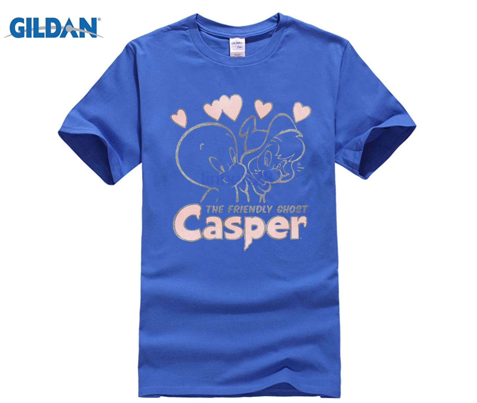 23f32c7be Detail Feedback Questions about CASPER THE FRIENDLY GHOST HEARTS MENS T  SHIRT SMALL TO 5XL on Aliexpress.com | alibaba group