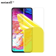 3D Soft Hydrogel Film For Samsung Galaxy A90 A80 A70 A50 A40 A30 A20 A10 Nano Fr