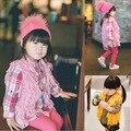 2016 autumn girls cardigan fashion tassel baby girls jackets and coat kids Fringed vest baby costume kids waistcoats sweaters