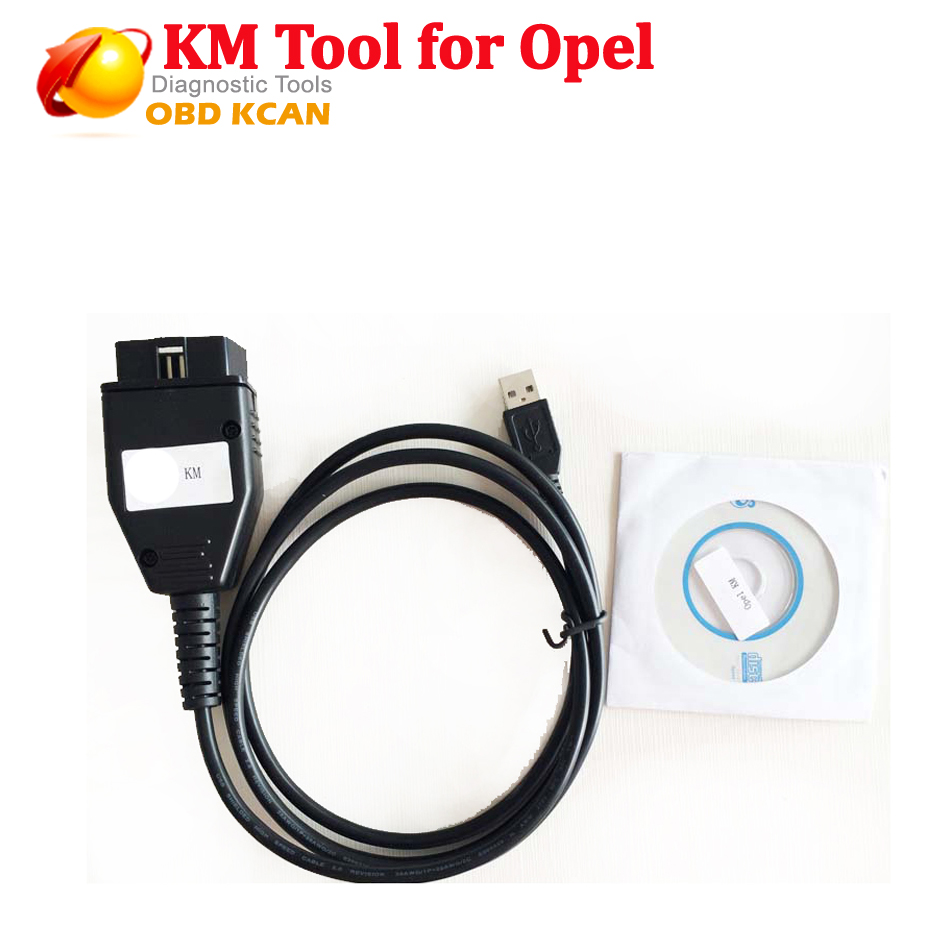 New Mileage Correction For OPEL KM TOOL Auto Odometer Correction Mileage Programmer Tool For Opel Km Tool Auto Universal Tool