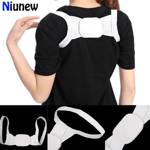 New Unisex Back Brace Support