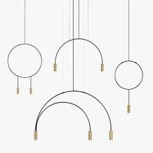 Современные подвесные светильники для кухня обеденная шнур подвесной потолок лампы мотоциклов Декор для дома halat avize блеск pendente