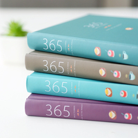 365 Days Personal Diary Planner Hardcover Notebook Diary 2016 Office Weekly Schedule Cute Korean Stationery Libretas