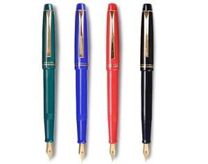 Image 2 - 22K Gold Plated Nib  Fountain pen Original JAPAN PILOT 78G+ or IC 50 INK Cartridges refills  4 colors to choose  Free Shipping