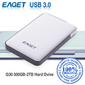 Eaget g30 original 2 tb 1 tb discos duros externos hdd usb 3.0 de alta velocidad de cifrado a prueba de golpes portátil de escritorio disco duro móvil