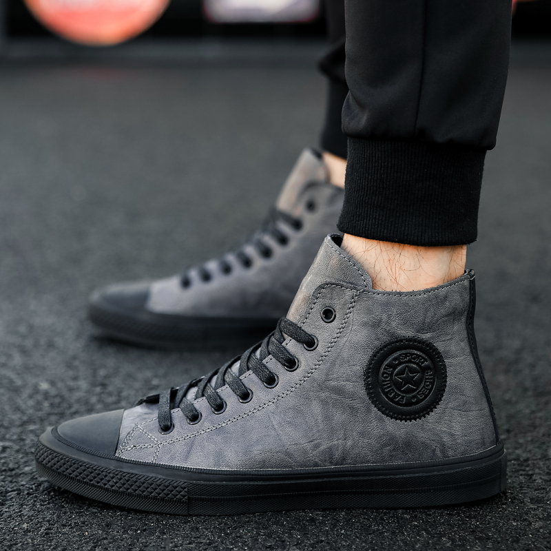 botas masculinas marca de luxo dos homens