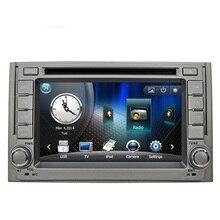 Car DVD Player GPS Navigation For Hyundai Starex H1 iLoad iMax H300 H100 2005 2006 2007 2008 2009 2010 Bluetooth Ipod RDS SWC
