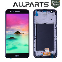Tested Warranty 5 3 Display For LG K10 2017 LCD Touch Screen Digitizer Replacement For K10
