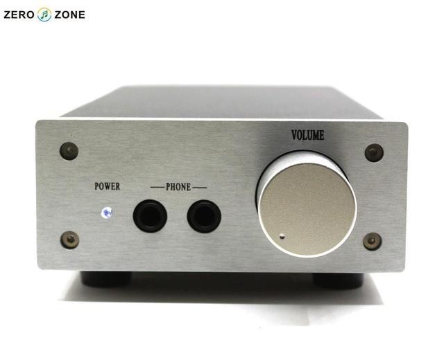 2015 NEW HIFI-STORE ZEROZONE Finished LM Class A Headphone amplifier clone Lehmann amp L1511-18