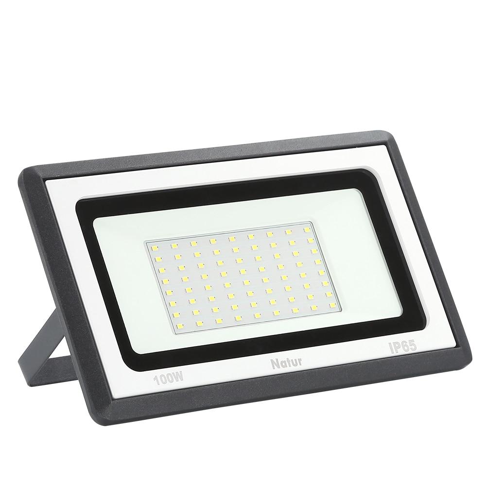 100w Led Floodlight Ip65 Waterproof of Led Flood Lights Outdoor AC170-240V Light led spotlight reflector