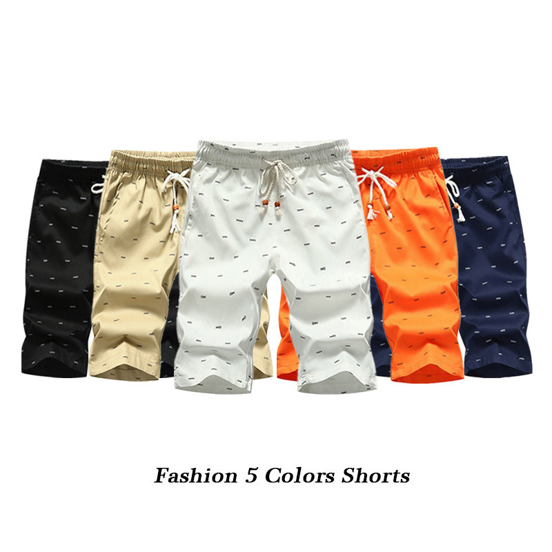 Мужские шорты BOLUBAO, повседневные хлопковые шорты с принтом на лето 2019