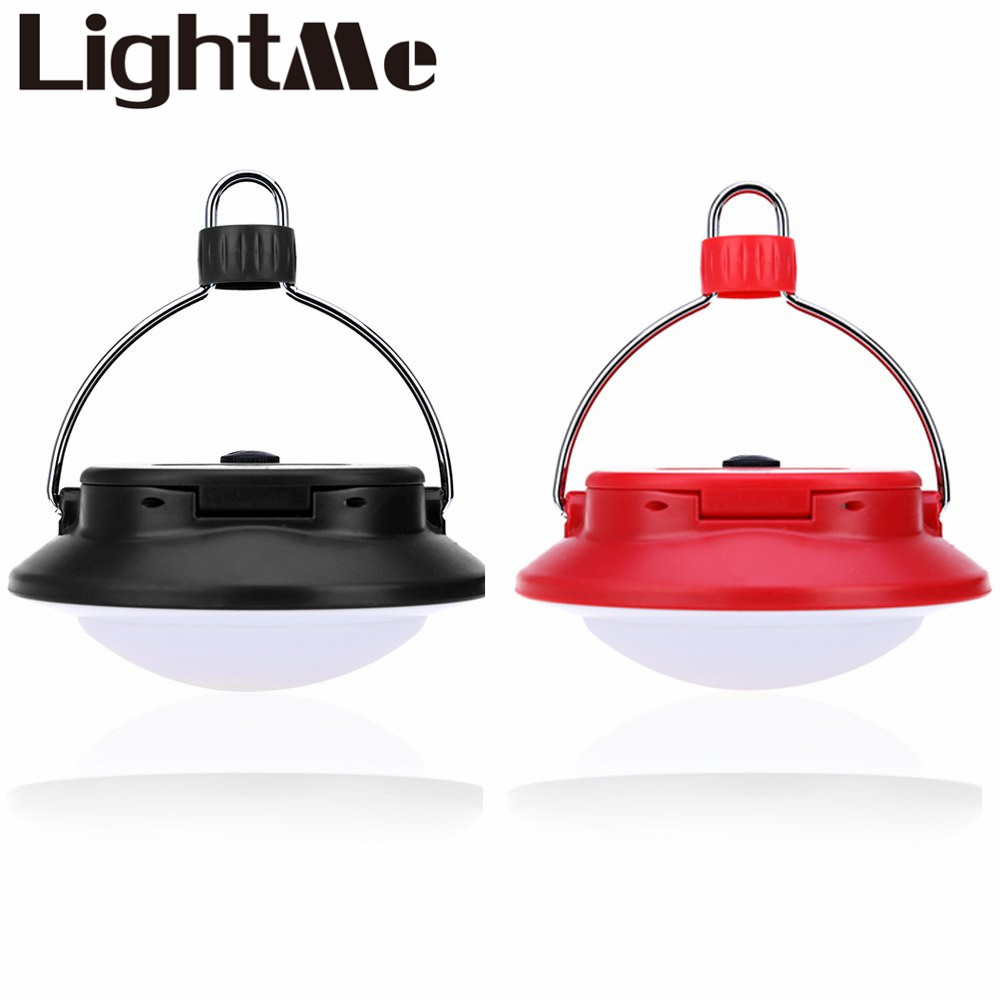 2016 High Quality Hot Practical ABS Portable Brightness LED Tent Light Rechargeable Lantern for Outdoor Camping Emergency Use