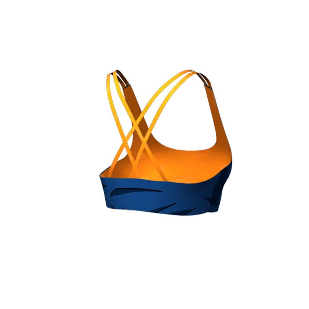 8d1bd2f960 2017 New Women s Dragon Ball Goku Super Saiyan Bralette Bustier Hot Tank  Top Bra Vest -in Camisoles   Tanks from Underwear   Sleepwears on  Aliexpress.com ...