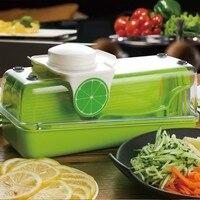 FREE SHIPPING Multifunction Vegetable Slicer Grater Kitchen Dicer Slicer Potato Carrot Peeler Dicer Salad Maker Assistant